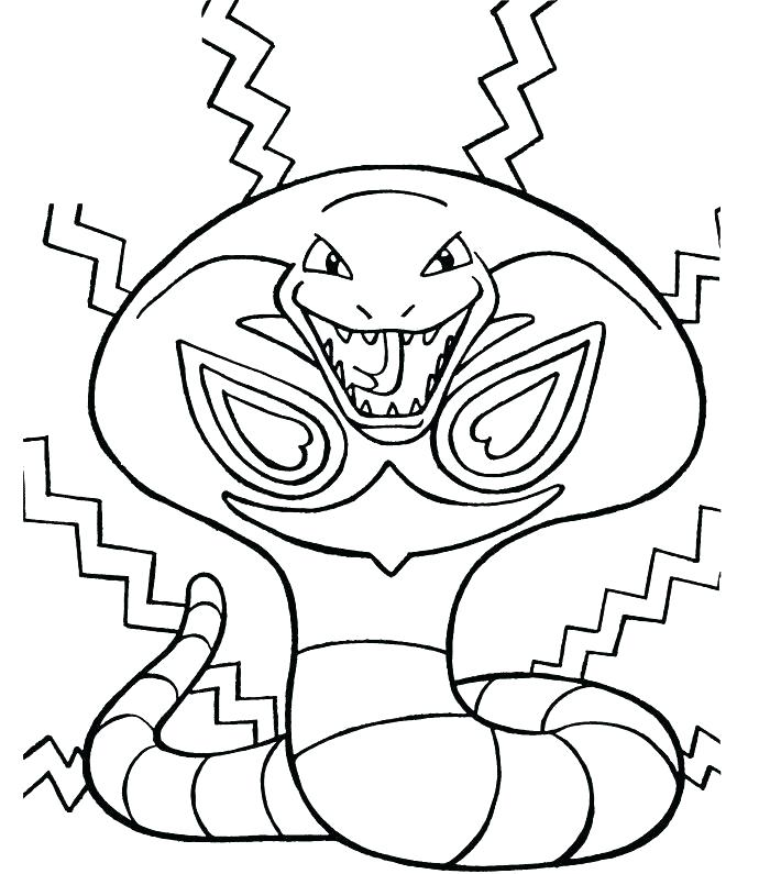 700x795 Cobra Coloring Page Snake Drawings For Kids King Cobra Coloring