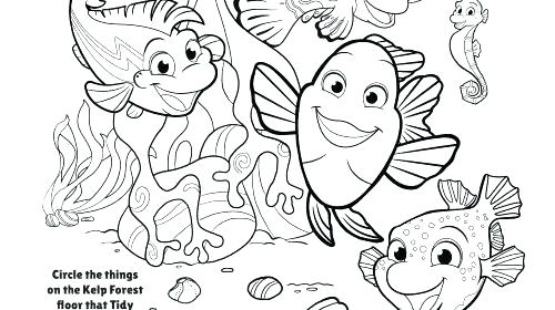 500x280 Bubbles Coloring Pages Coloring Pages Coloring Pages Fresh
