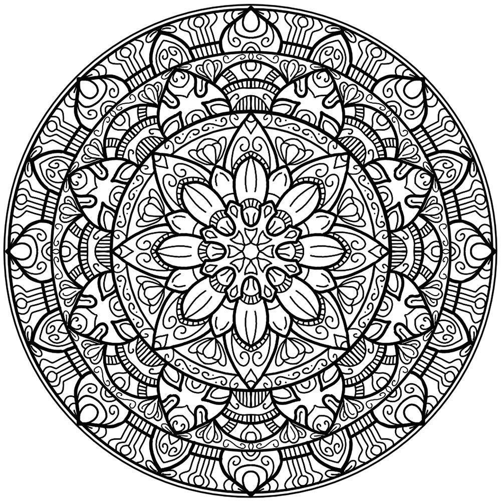 1000x1000 Paint Coloring Pages
