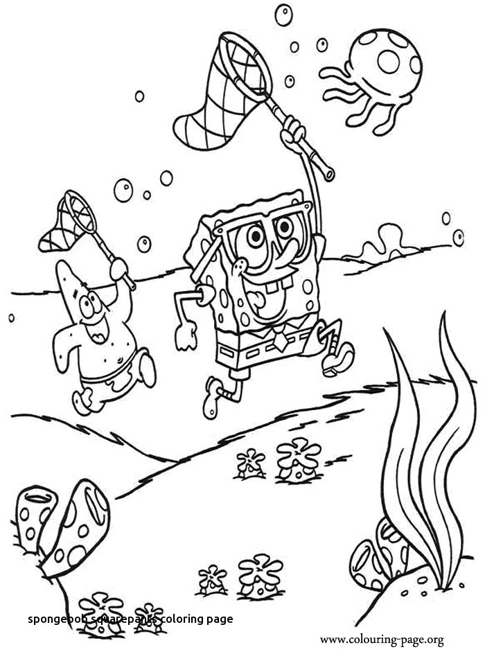 700x944 Spongebob And Patrick Coloring Pages For Spongebob