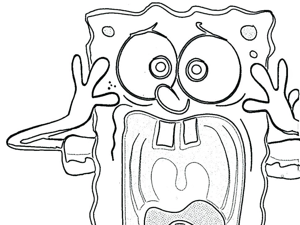 970x728 Spongbob Coloring Pages Valentines Day Coloring Pages Valentines