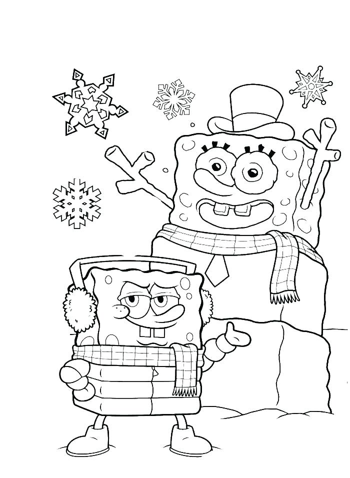 700x956 Spongebob Coloring Pages Free Coloring Pages Coloring Pages