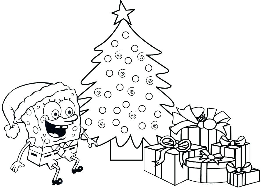 900x645 Spongebob Coloring Pages Free