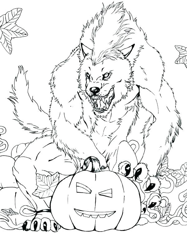 600x752 Halloween Safety Coloring Pages Safety Coloring Pages Spooky