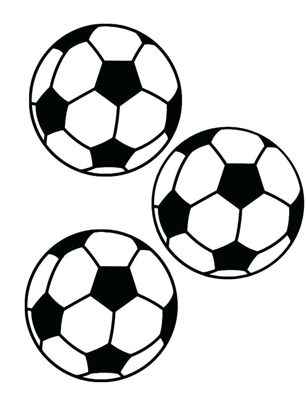 Sports Balls Coloring Pages