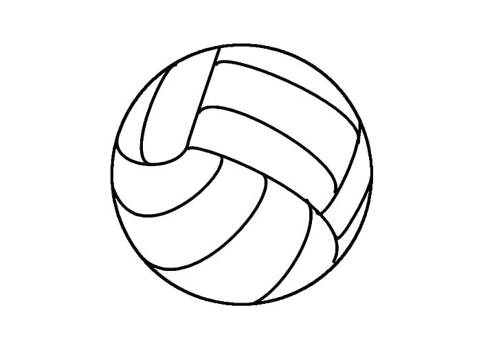 700x500 Sports Balls Coloring Pages Free Printable Sports Coloring Pages