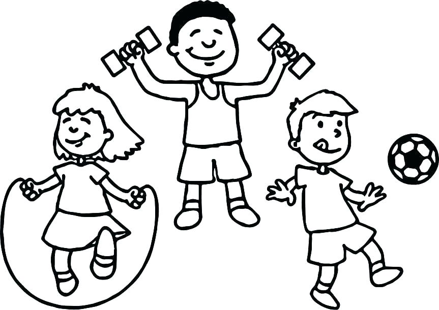 863x610 Volleyball Coloring Pictures Volleyball Coloring Pictures Cartoon