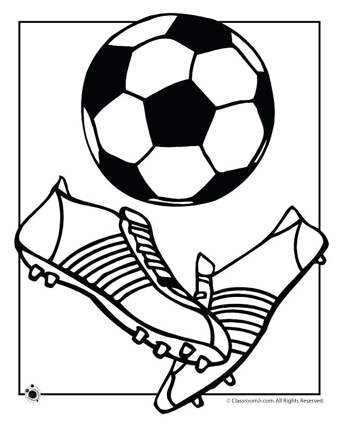 680x880 Football Printable Coloring Pages Sports Balls Coloring Pages