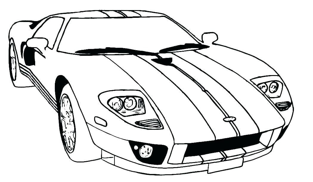 1050x613 Printable Race Car Coloring Pages This Is Printable Car Coloring