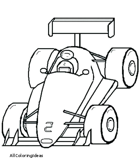 575x690 Race Car Coloring Pages Printable Free Best Of Sports Cars