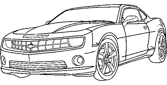 550x282 Sports Car Coloring Page Free Printable Car Coloring Pages Free