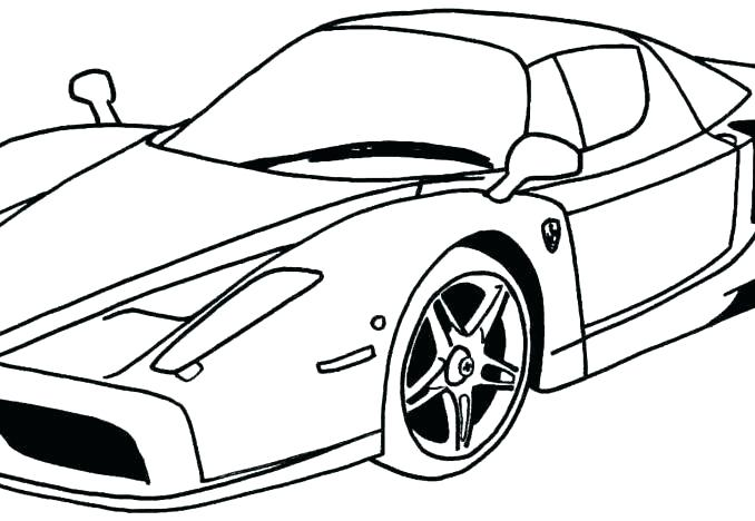 678x468 Cars Coloring Pages Printable Marvelous Coloring Pages Race Car