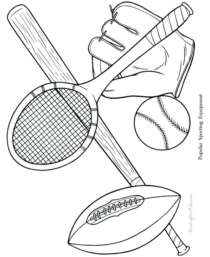 670x820 Printable Sports Coloring Pages Sports Coloring Pages Printable