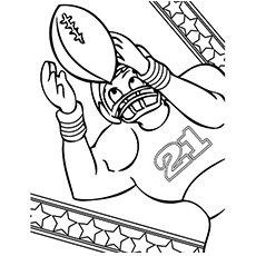 230x230 Top Free Printable Sports Coloring Pages Online