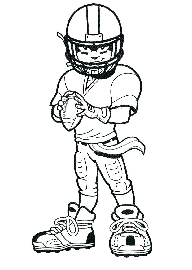 620x870 Free Printable Sports Coloring Pages