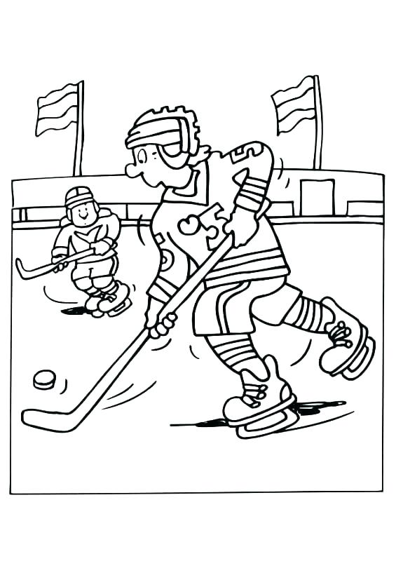 565x800 Free Printable Winter Sports Coloring Pages