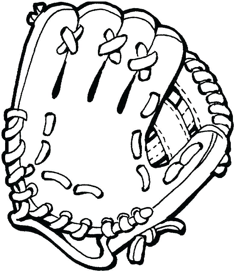Sports Equipment Coloring Pages At Getdrawings Com Free For