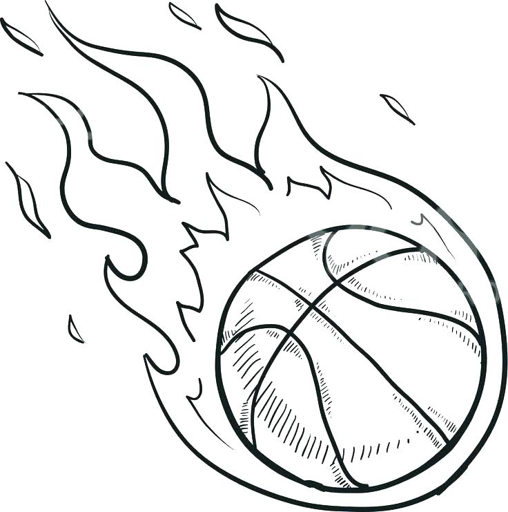 736x741 Bulls Coloring Page Coloring Pages Basketball Coloring Book Pages