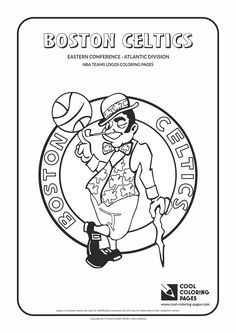 Sports Logo Coloring Pages