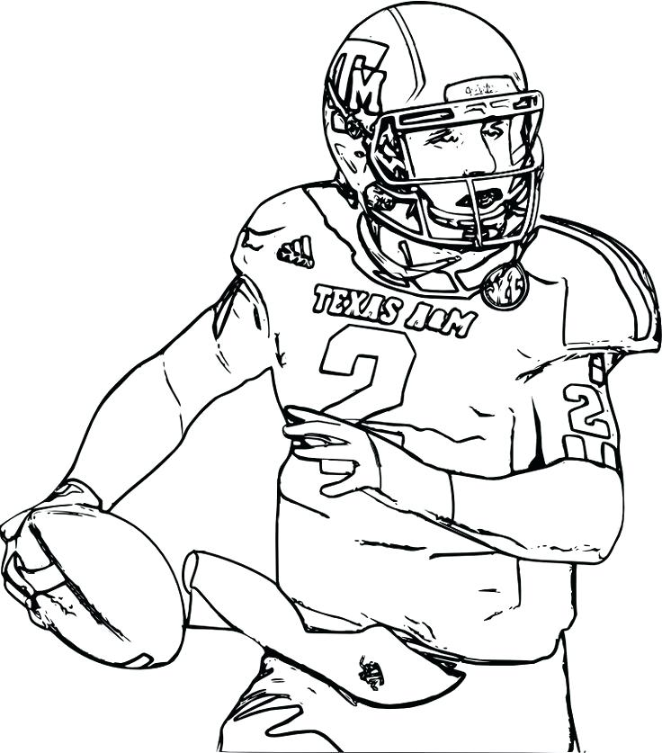 736x837 College Football Logo Coloring Pages Cincinnati Bengals Coloring