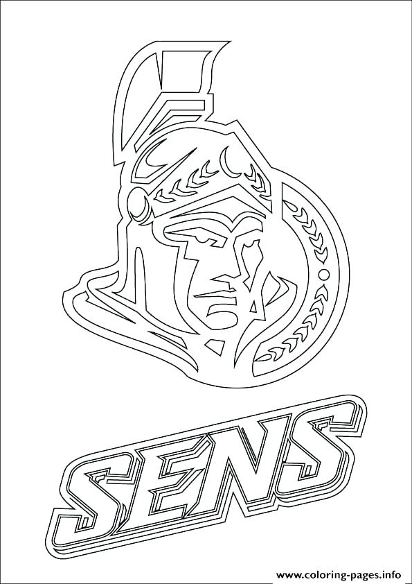 595x842 Nhl Logo Coloring Pages Logos Coloring Pages Logos Coloring Pages