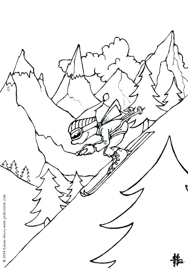 632x900 Printable Sports Coloring Pages Soccer Coloring Pages Printable