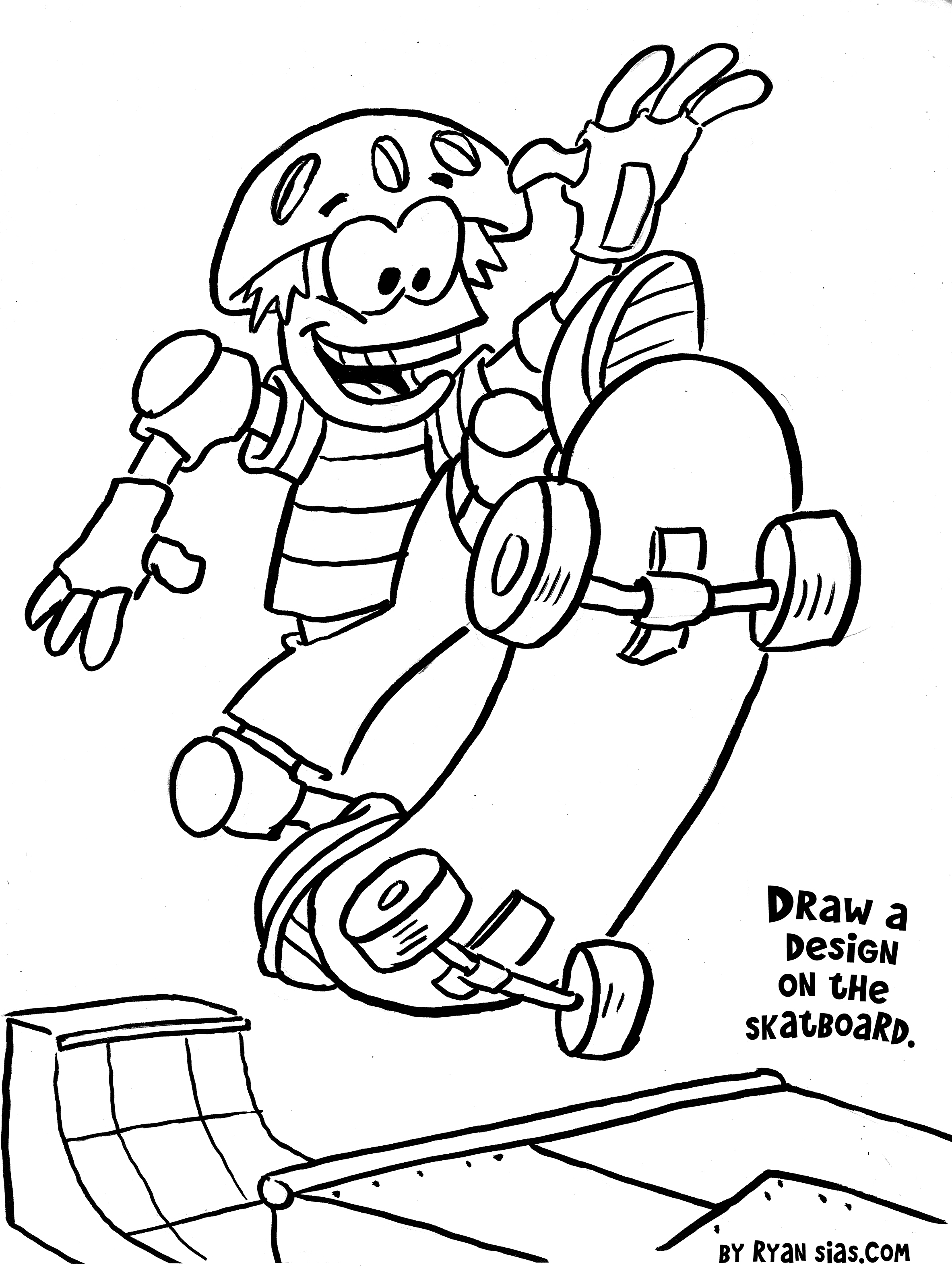 2365x3150 Free Coloring Sports Pages To Print New
