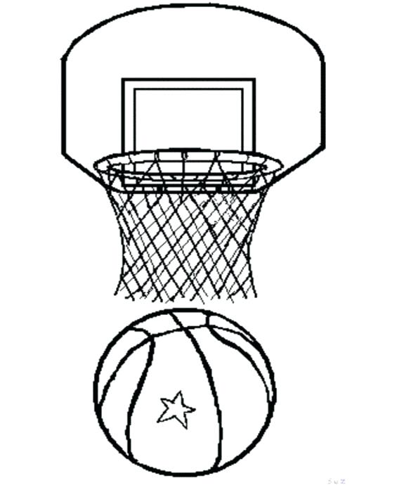 575x690 Free Sports Coloring Pages Sports Printable Coloring Book For Kids