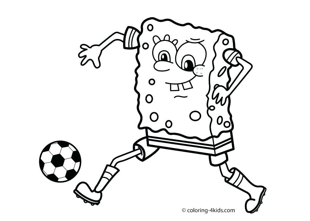 1025x731 Sports Themed Coloring Pages Preschool