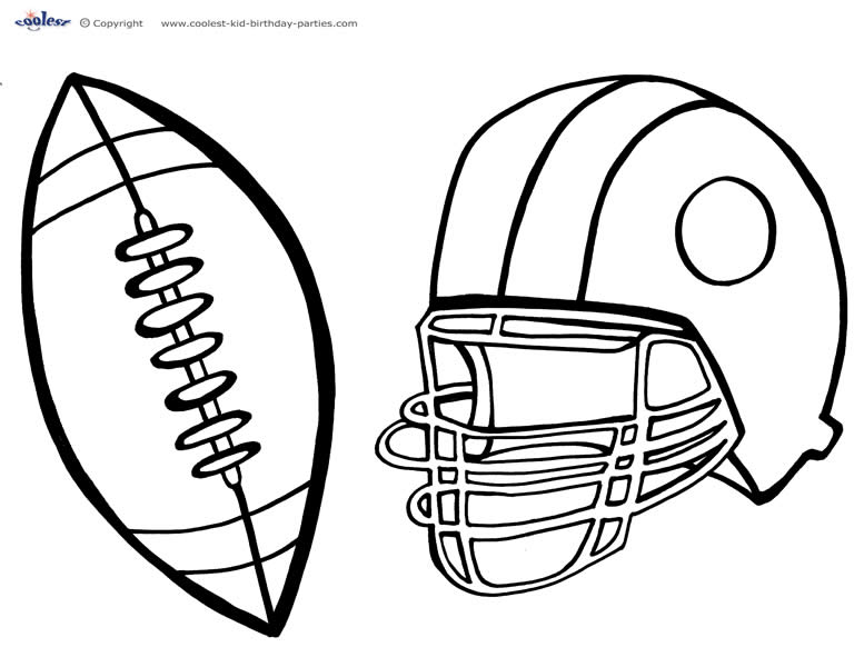 Sports Themed Coloring Pages At Getdrawings Com Free For Personal