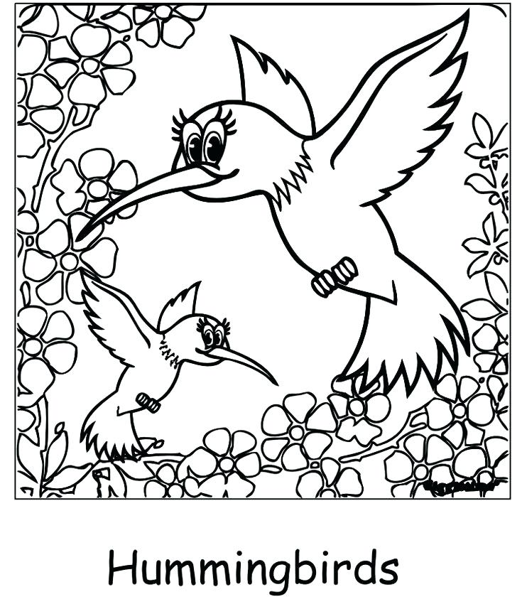 735x857 Springtime Animals Coloring Pages Best Spring Into Images