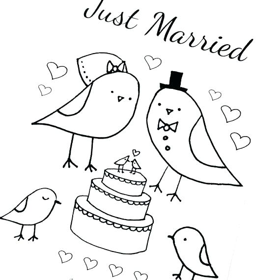 570x570 Love Bird Coloring Pages Spring Birds And Flowers Coloring Pages