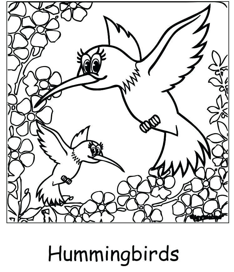 748x872 Umbrella Bird Coloring Page Animal Coloring Pages Surprising Idea