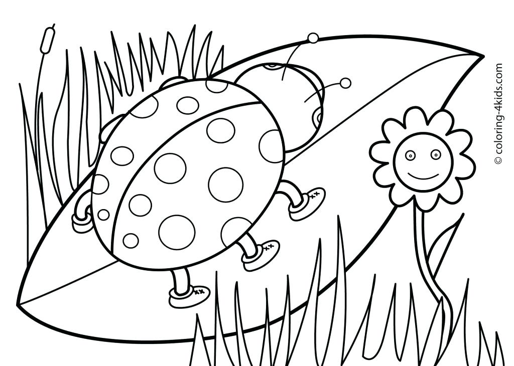 1024x730 First Grade Spring Coloring Pages Spring Coloring Sheets Preschool