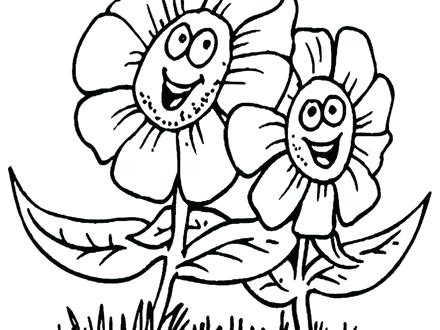 440x330 Springtime Coloring Pages Preschool Spring Coloring Pages