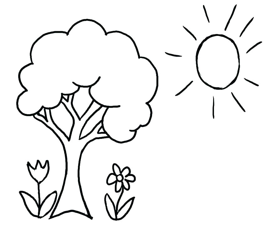 863x721 First Day Of Spring Coloring Pages First Grade Coloring Page Grade
