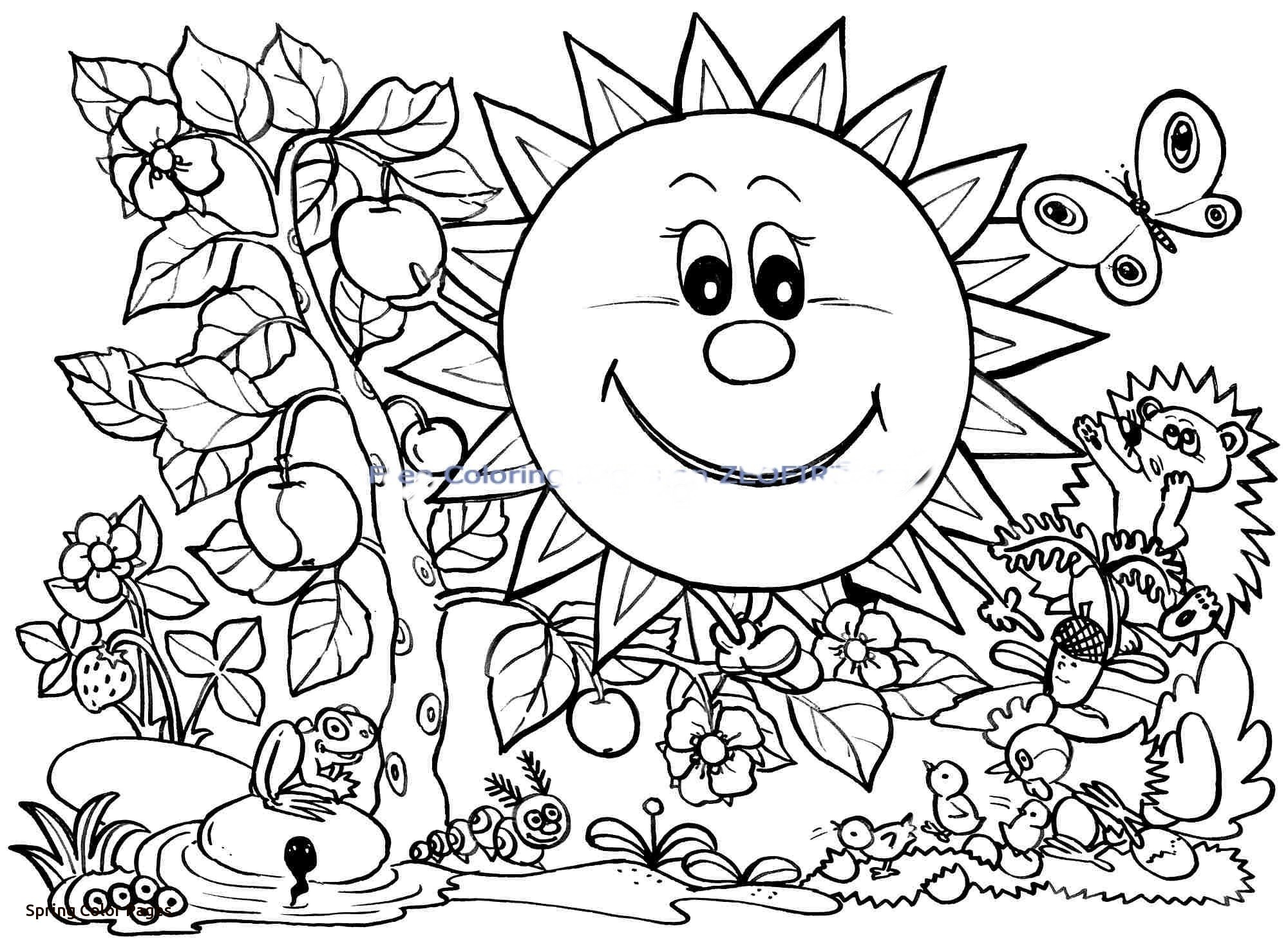 2000x1470 Coloring Pages Spring Pdf Bgcentrum
