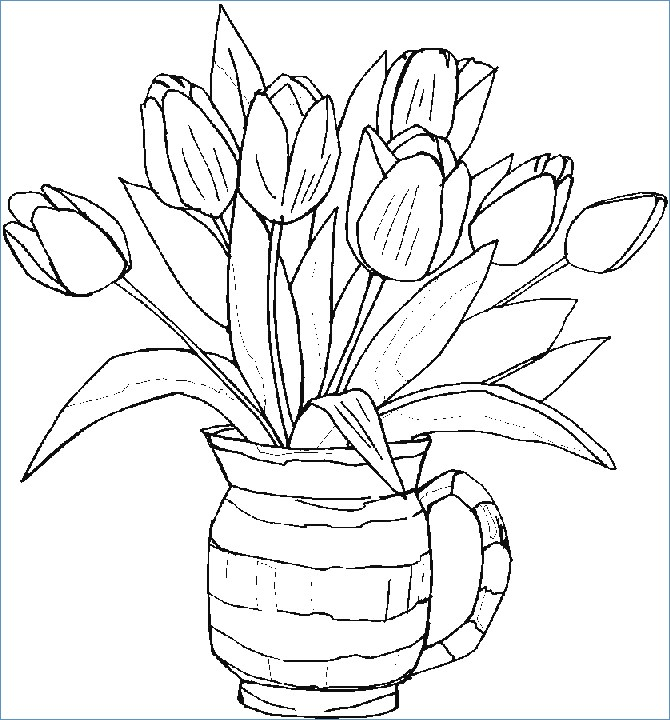 670x720 Spring Bugs Coloring Pages