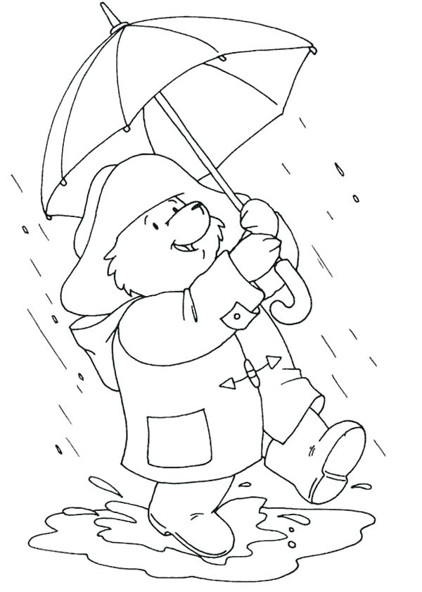 600x840 Spring Weather Coloring Pages Boys Coloring Pages Park Coloring