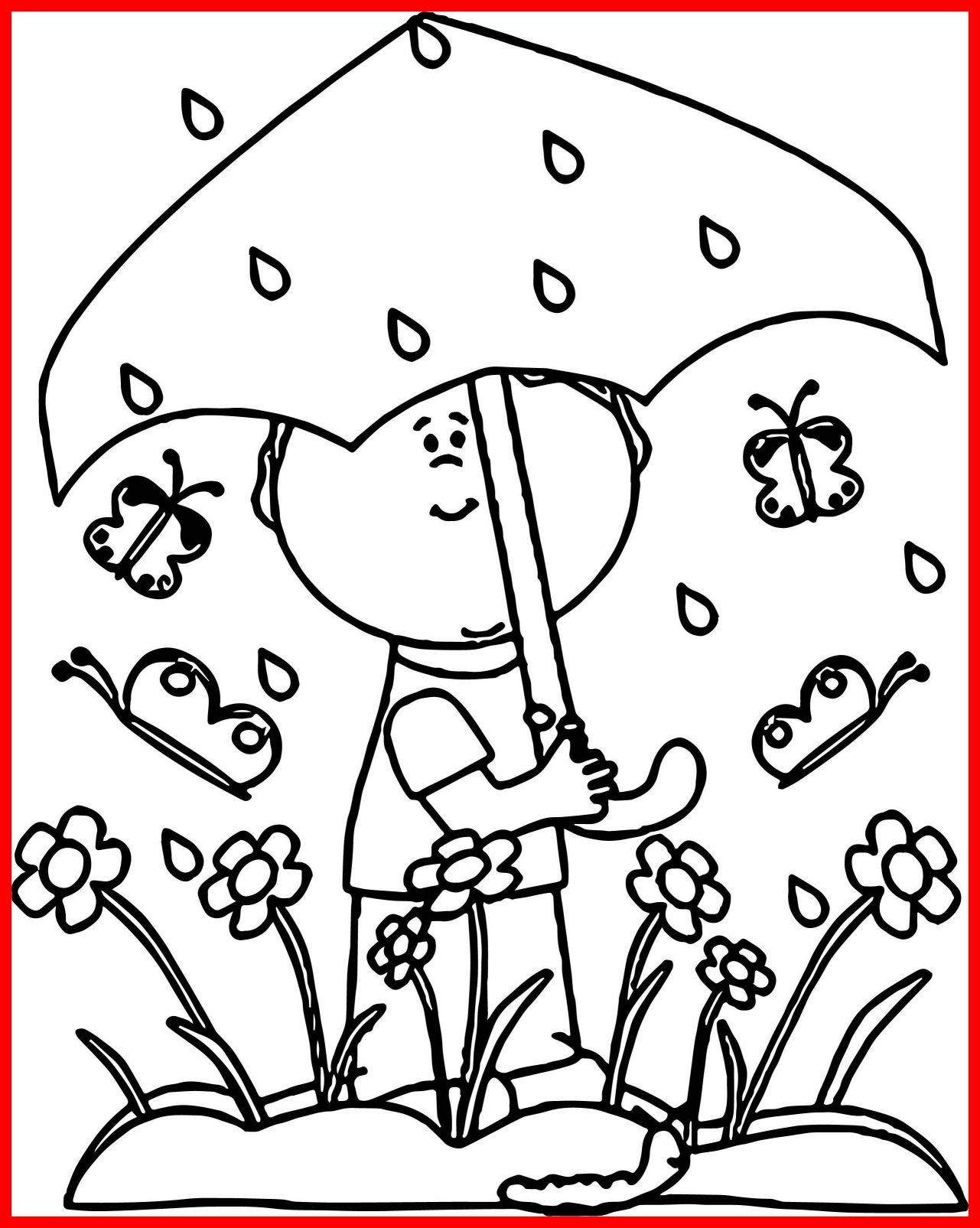 1281x1605 Stunning Spring Flowers Coloring Pages Designs Picture