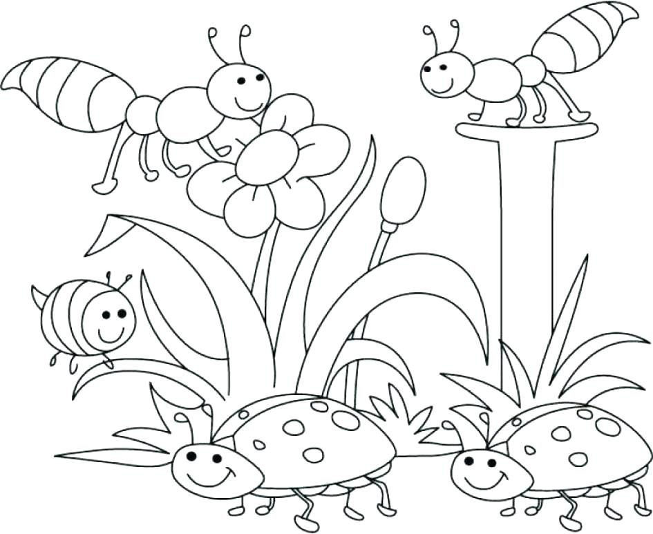 945x773 Spring Coloring Pages Printable Spring Mandala Coloring Page Cute