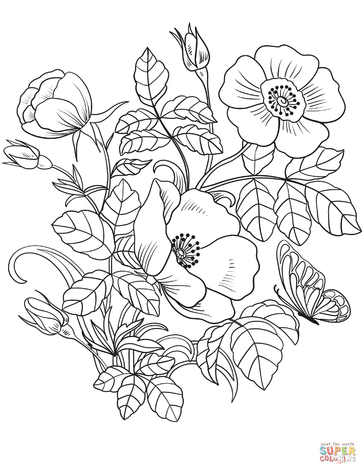 1159x1500 Coloring Pages Spring Free Inside