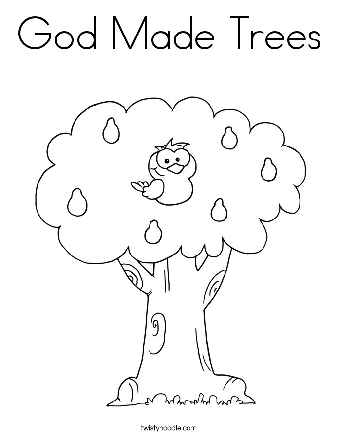 685x886 Spring Tree Colouring Page Coloring Sheets
