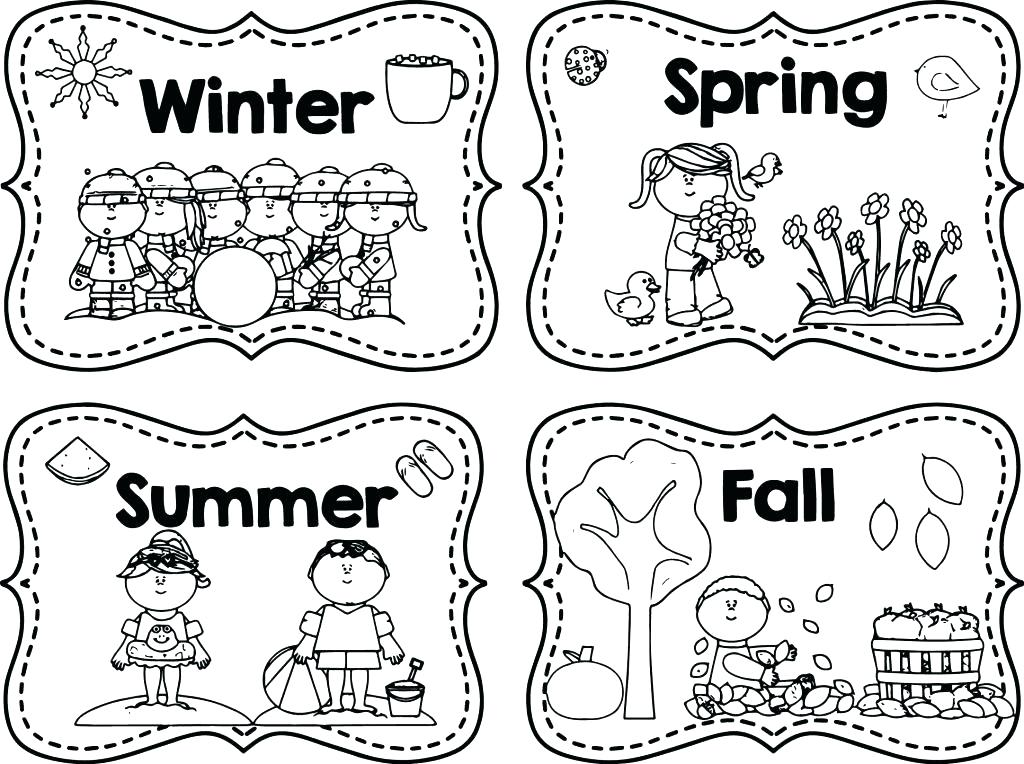 1024x764 Winter Tree Coloring Page Season Pages Adult Trendy Decor Awesome