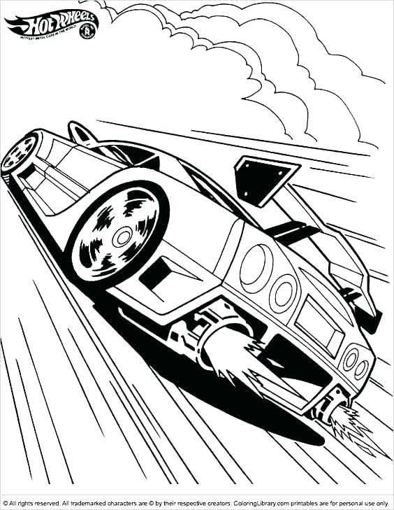 564x729 Coloring Sprint Car Coloring Pages