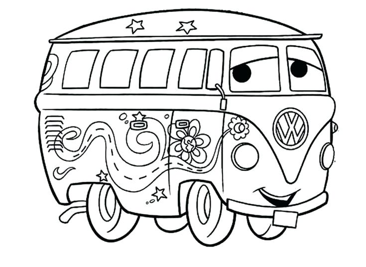 735x536 Sprint Car Coloring Pages