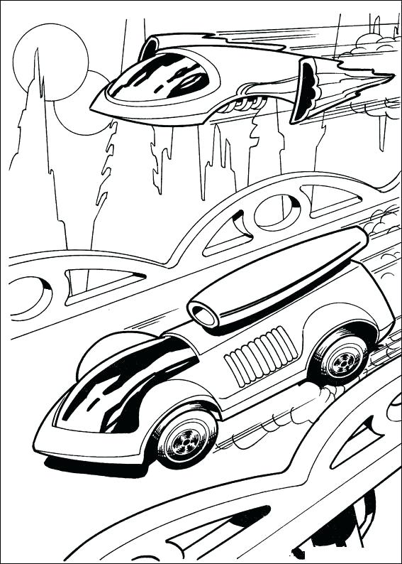 567x794 Coloring Pages Hot Wheels Sprint Car Coloring Pages Free Car