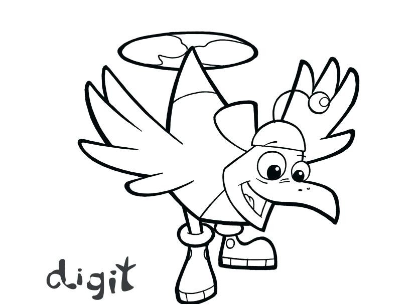 827x609 Sprout Coloring Pages Coloring Pages Parents Sprout Printable Line