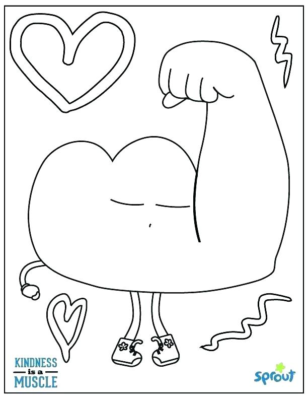 612x792 Sprout Halloween Coloring Pages Free To Print And Printable