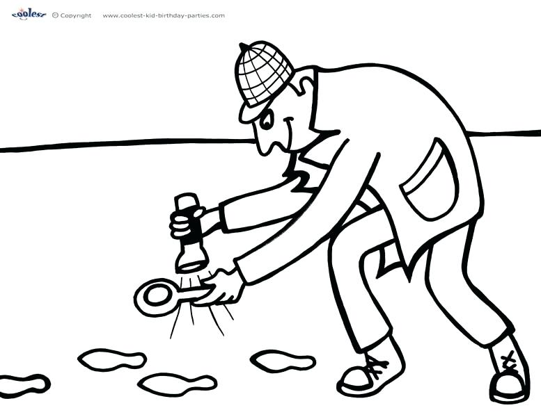 777x600 Spy Coloring Page Spy Coloring Pages To Download And Print